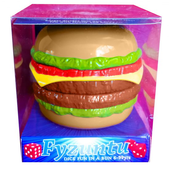 Fyzuntu Burger Dice Game