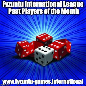 Image for Fyzuntu League Past Players of the Month