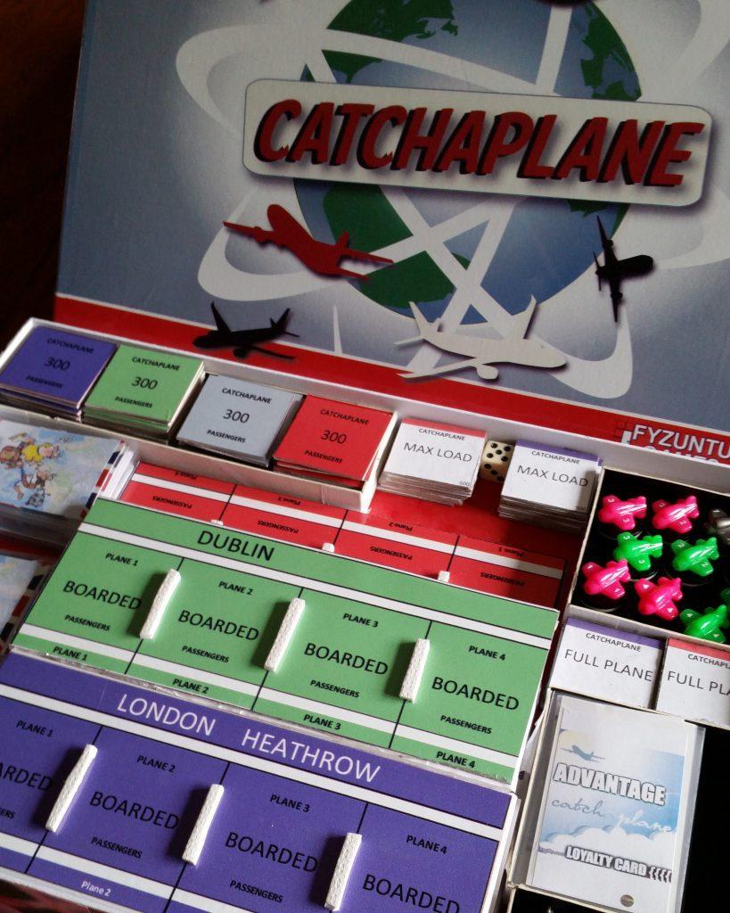 Fyzuntu Games' Catchaplane prototype for UK Games Expo