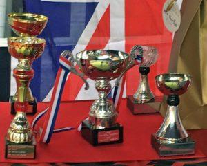 Fyzuntu Championship Trophies