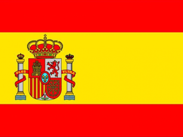 The National Flag of Spain