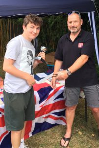 The 2018 UK Fyzuntu Champion