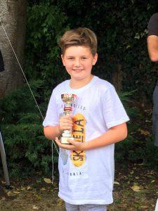N The Penguin, UK Junior Champion