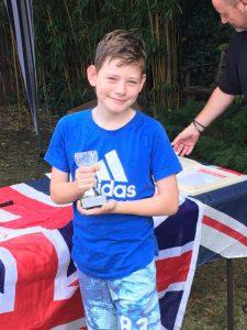 Winner of the UK Knockout Championship