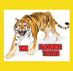 New icon for Fyzuntu League team. The Flashing Tigers